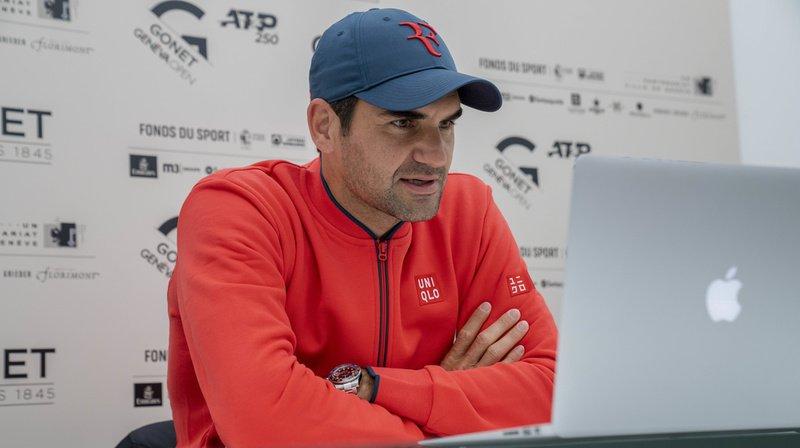 Tennis – Roger Federer au Geneva Open: «J'ai des objectifs limités sur terre battue»