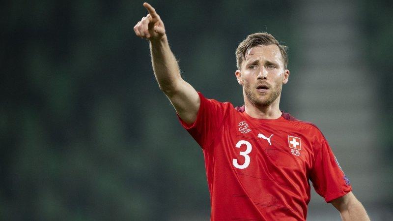 Silvan Widmer semble le joueur le plus menacé avant le prochain match de l'équipe de Suisse.