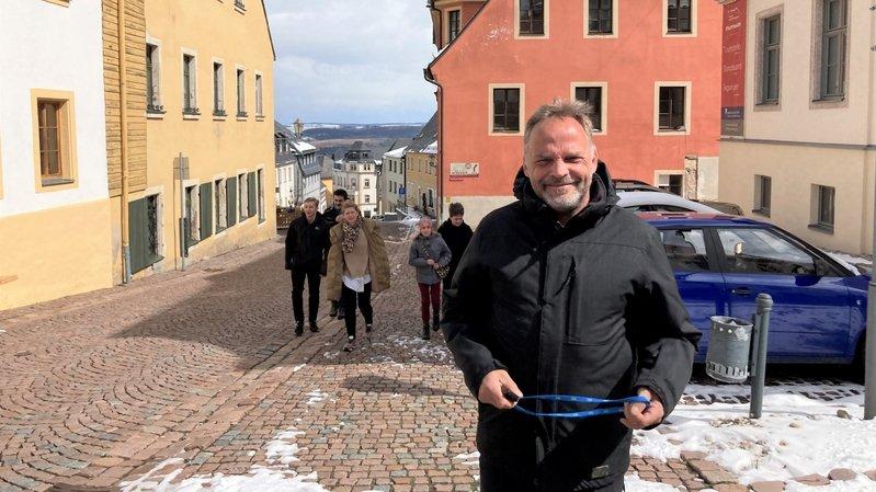 Coronavirus: une petite ville allemande teste le retour à la vie normale