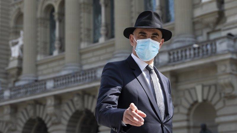 Coronavirus: vers une sortie de crise en Suisse début août