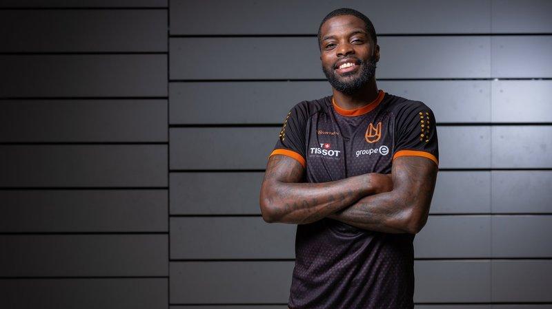Basketball: Vernon Taylor, top-scorer d'Union Neuchâtel, est prêt à répondre sur le terrain