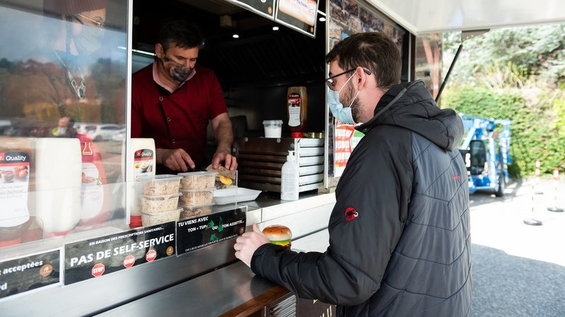 Le coronavirus a secoué le quotidien des food trucks neuchâtelois