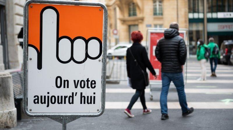 Conseil d'Etat: le POP, l'UDC, le Centre et les vert'libéraux renoncent au second tour