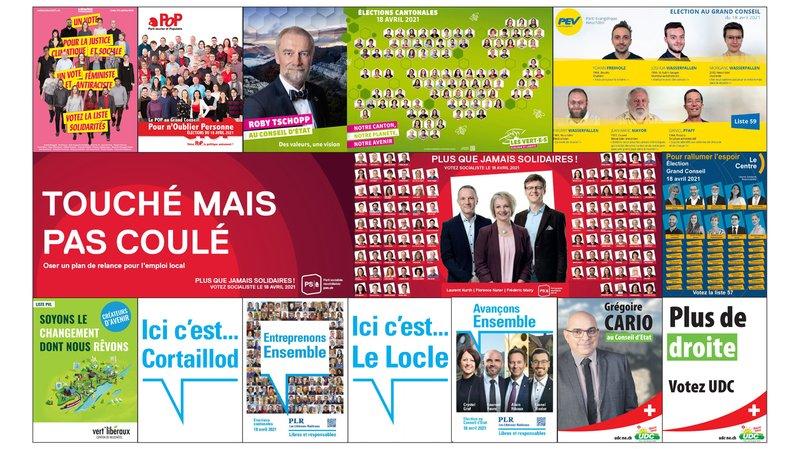 «La campagne des partis neuchâtelois n'incite pas l'électeur à se mobiliser»