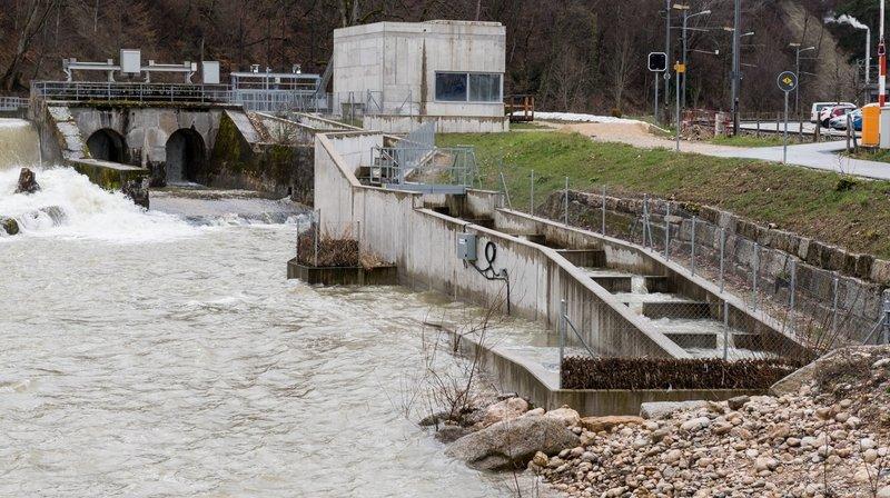 La centrale hydroélectrique des Esserts reprise par Eli10