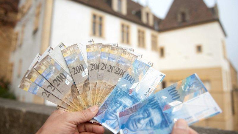 Canton de Neuchâtel: comptes 2020 à l'équilibre, mission réussie