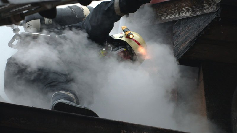 Le sinistre a pu être rapidement circonscrit par les pompiers (image d'illustration).