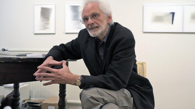 Le peintre et graveur chaux-de-fonnier André Evrard est décédé