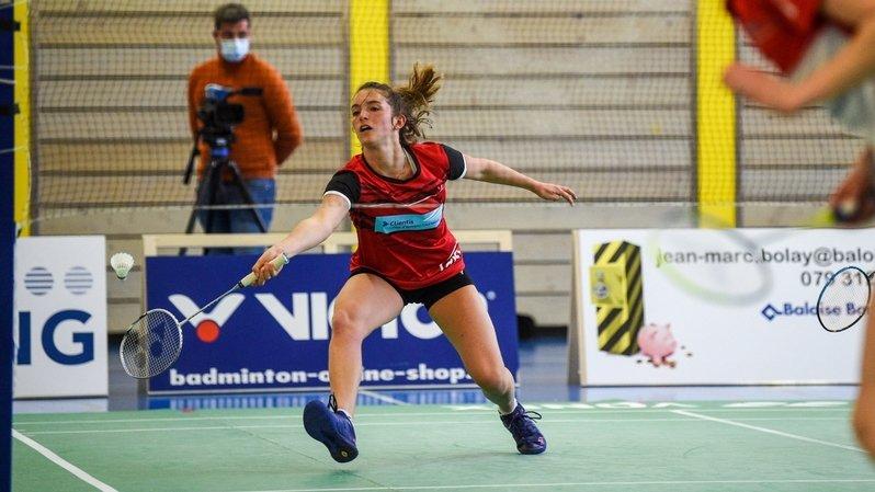 Badminton: le BC Neuchâtel truste les premières places aux championnats de Suisse juniors