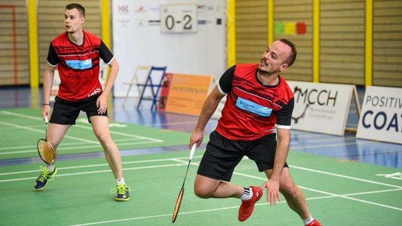 Badminton: le BC La Chaux-de-Fonds fait match nul et devra se contenter de la septième place
