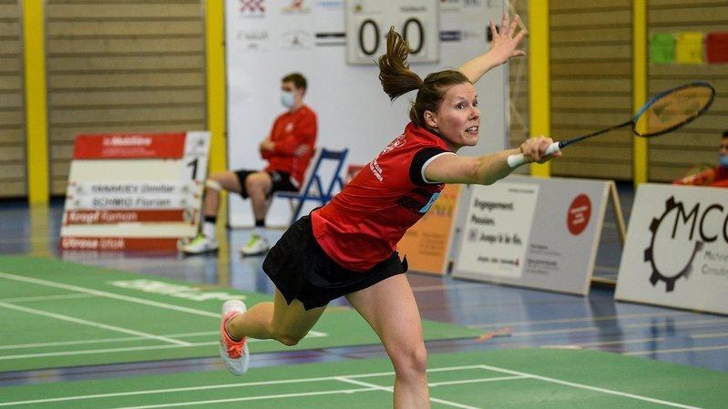 Badminton: tirage corsé pour les derniers championnats d'Europe de Sabrina Jaquet