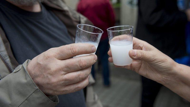 Deux absinthes du Val-de-Travers primées