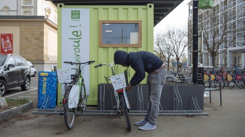 Neuchâtel: le réseau de vélos en libre-service désormais connecté à celui d'Yverdon