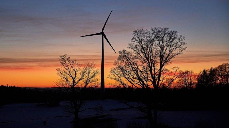 Le Tribunal Fédéral ouvre la voie au parc éolien de Sainte-Croix