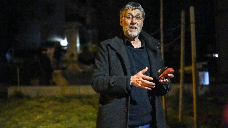 Les Verts neuchâtelois et l'encombrant Monsieur Debrot
