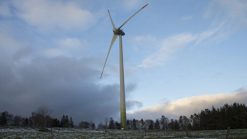 La justice bernoise valide le projet éolien au-dessus de Tramelan