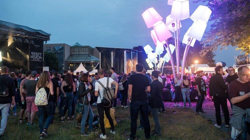 Il faudra attendre 2022 pour assister au prochain Festi'neuch (ici, l'édition de 2019)