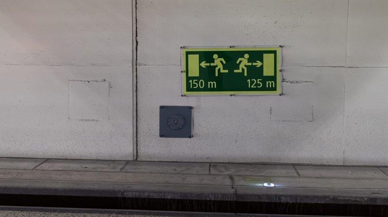 Neuchâtel: un tête-à-queue sur l'A5 fait deux blessés