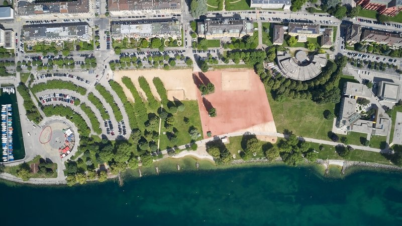 Neuchâtel: un nouveau festival aux Jeunes-Rives?