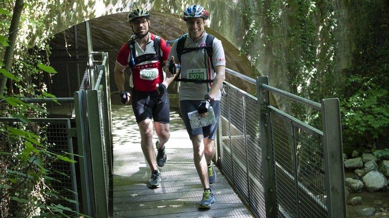 Raid Govid: un nouveau défi sportif voit le jour à Neuchâtel