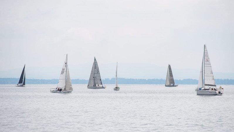 Voile: le Bol d'Or du lac de Neuchâtel annulé