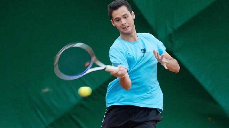 Tennis: Louroi Martinez titré en double en Turquie