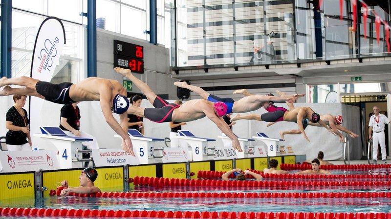 Championnats de Suisse relevés pour le Red-Fish Neuchâtel