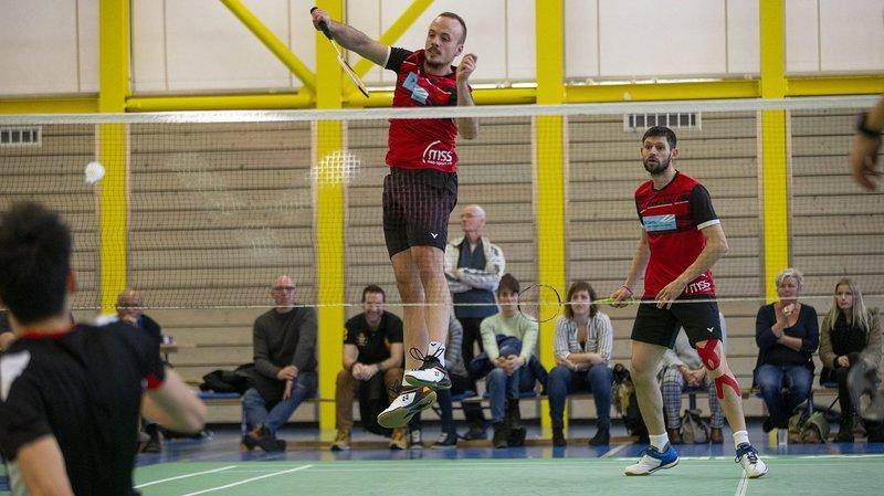 Badminton: fin de saison dans toutes les ligues à l'exception de la LNA
