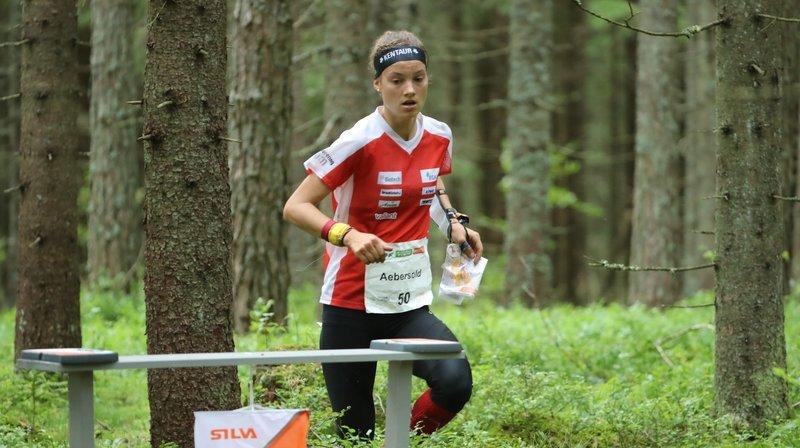 Simona Aebersold en quête de médaille à Neuchâtel