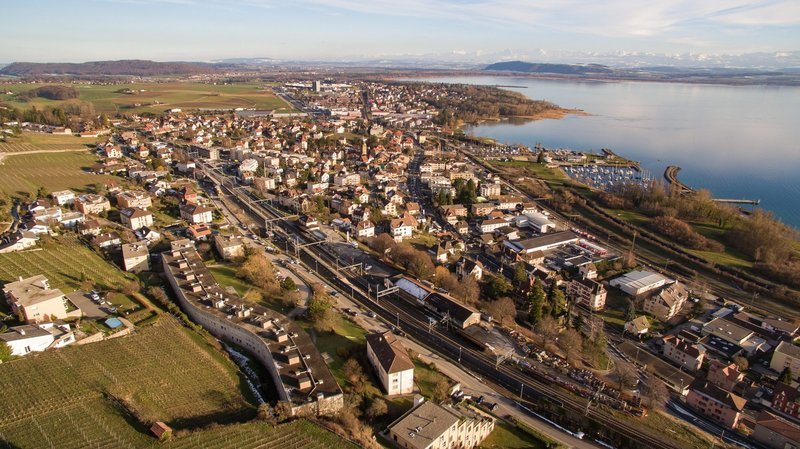Pour le moment, La Tène ne se rapprochera pas de Neuchâtel