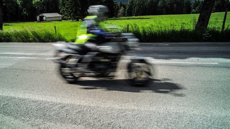 Deux motards blessés ce dimanche près de Rochefort