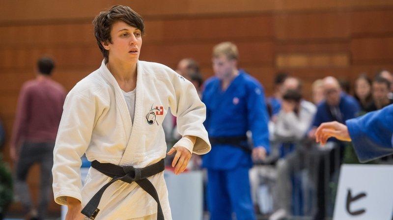 Judo: Evelyne Tschopp manque de peu le bronze européen