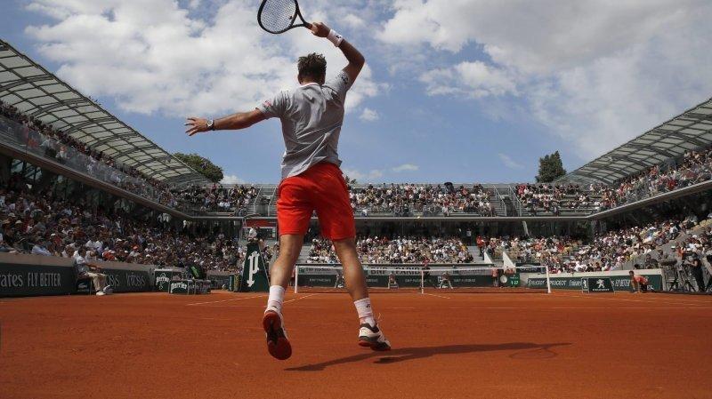 Roland-Garros débutera une semaine plus tard pour Stan Wawrinka et les autres joueurs du circuit.