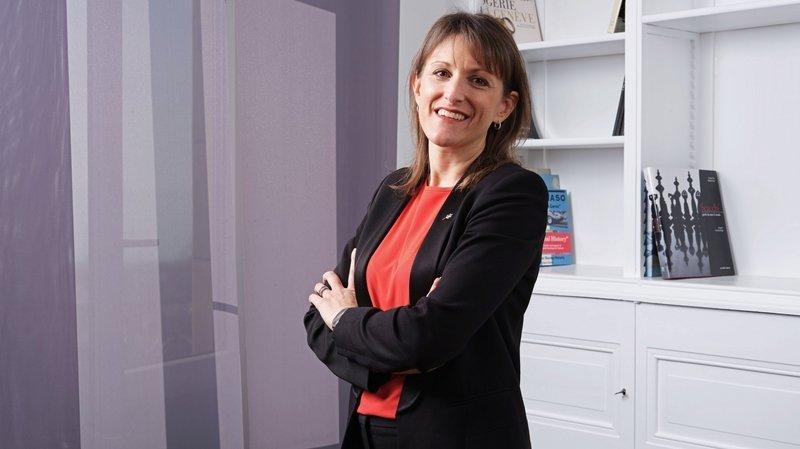 Originaire de Bevaix, Michèle Frutiger œuvre au sein de la banque Piguet Galland depuis 2005.