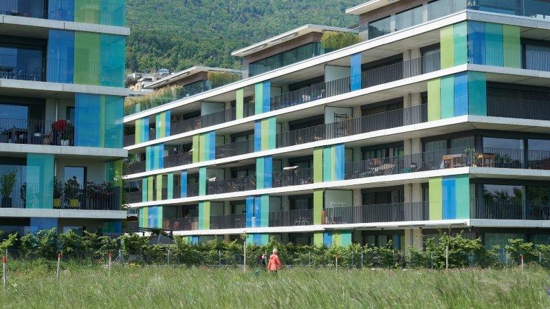 Immobilier 2021: les prix de vente ont un peu augmenté dans le canton de Neuchâtel