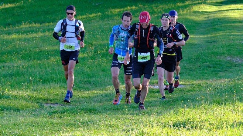 Les organisateurs du Swiss Canyon Trail ont bien fait d'anticiper