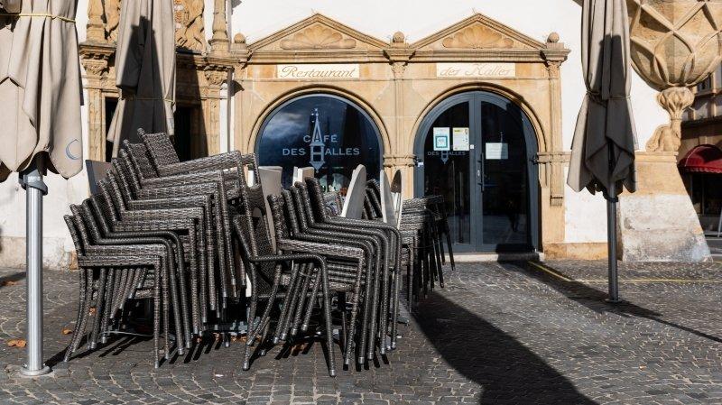 Covid-19: la Ville de Neuchâtel annonce de nouvelles mesures de soutien pour 800000francs