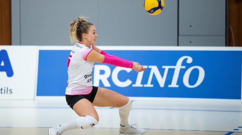 Volleyball: Valtra annonce le départ de quatre de ses joueuses