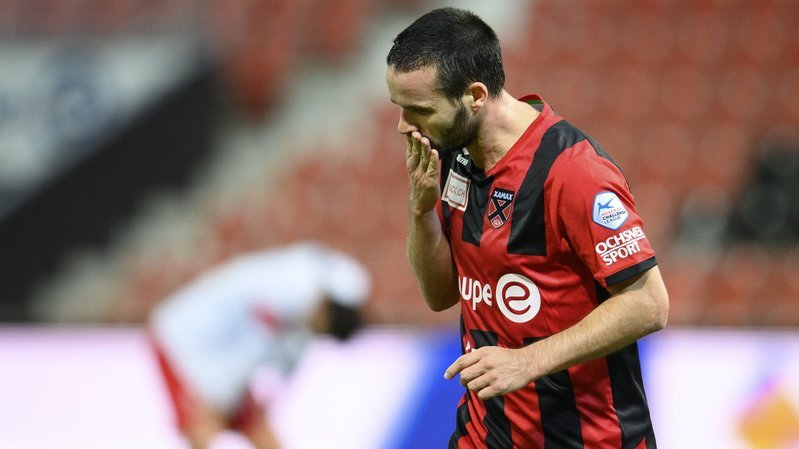 Raphaël Nuzzolo: «Je m'attendais à une saison très difficile»