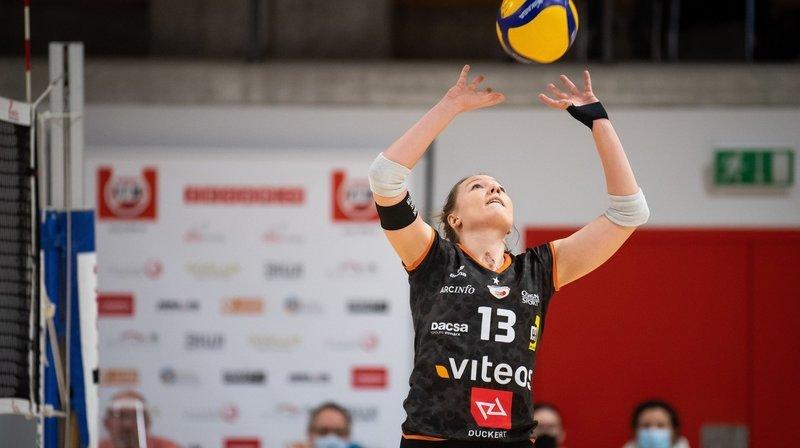 Sarah Trösch et Olivia Wassner restent fidèles au NUC