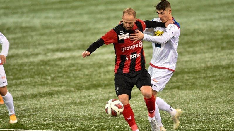 Neuchâtel Xamax partage l'enjeu avec le FC Sion