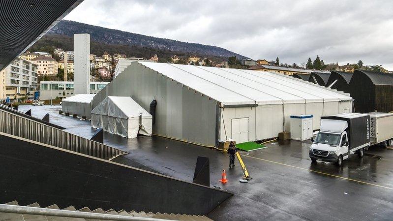 Covid-19: des places disponibles pour la vaccination à Neuchâtel