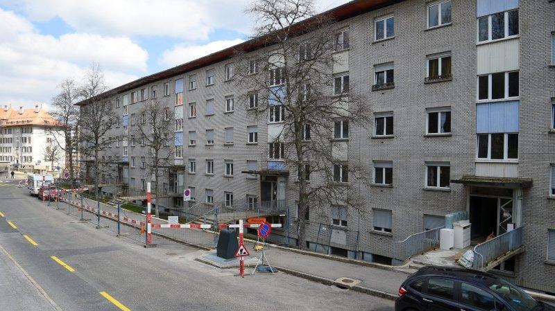 La Chaux-de-Fonds: aide financière pour les locataires expulsés