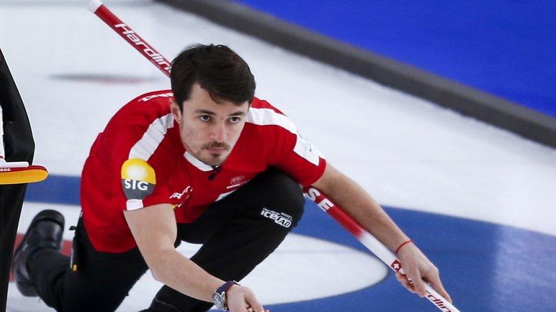 Curling: la Suisse bat le Japon au Mondial de Calgary