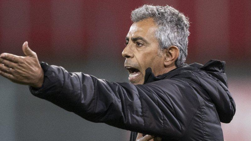 Football: Grasshopper limoge son entraîneur