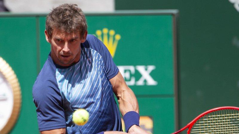 Tennis – Geneva Open: Laaksonen battu par Fucsovics au 1er tour