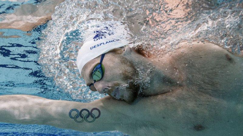Natation: Desplanches s'impose sans forcer sur 200m 4 nages des championnats de Suisse