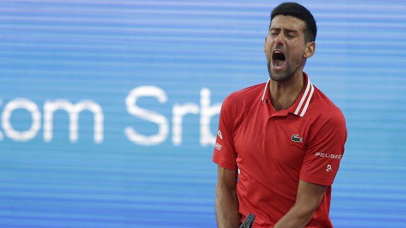 Tennis: Djokovic battu en demi-finale chez lui par Karatsev