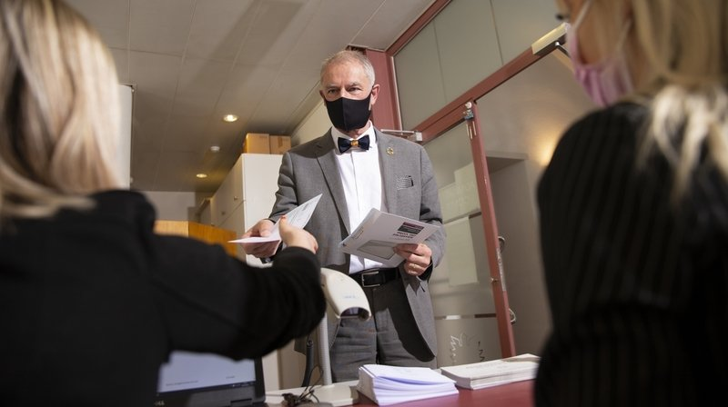 Roby Tschopp: «L'électorat a fait son choix»