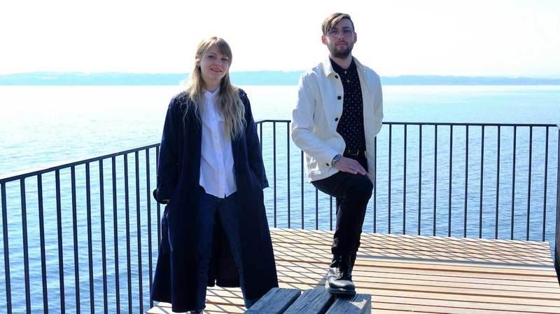 Caroline Bourrit et Simone Nicola Filippo s'envoleront bientôt, elle pour Bruxelles, lui pour le Caire.